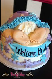 baby shower cake boy baby stars purple blue u2013 pixy cakes
