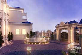 villa exterior design qatar 2 0006 luxury antnovich design in qatar