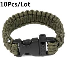 paracord rope bracelet images 1pc outdoor camping paracord parachute cord emergency survival jpg