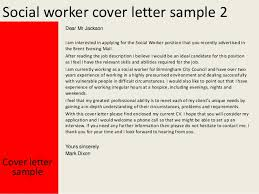 10 social service worker cover letter sample cover letter example