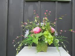 flower arrangement centerpiece silk flower arrangement flower