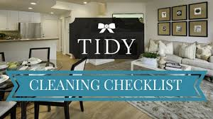 living room checklist tidy thorough house cleaning checklist over 345 items