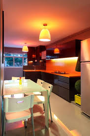 orange kitchens 10 ways to inject bold colours into your kitchen home u0026 decor
