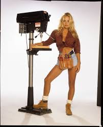 pamela anderson at 1992 home improvement kim carlsberg ps