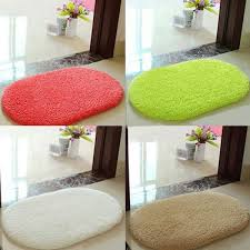 Bathroom Floor Rugs Memory Foam Bathroom Shaggy Rug Non Slip Bath Mat Floor Shower