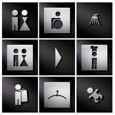 pictogramme chambre pictogramme wc