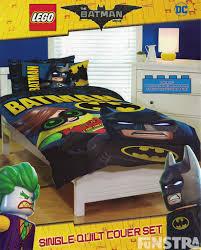 Batman Bedroom Set Lego Batman Quilt Cover Set Lego Toys Batman Toys Funstra