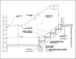 concrete staircase design details staircase gallery