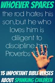 important bible verses children