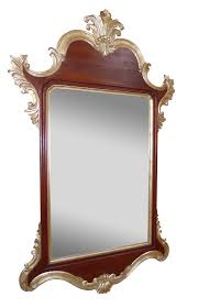 Tall Wall Mirrors by Large Designer 8 Feet Tall French Rococo Gold U0026 Brown Wall Mirror
