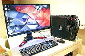 pc de bureau acer darty pc de bureau meetharry co