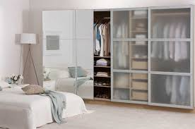 Cool Sliding Closet Doors Gorgeous Sliding Glass Closet Doors On Door Gear Wardrobe Doors