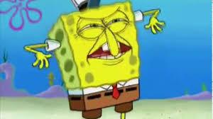 spongebob mask off youtube