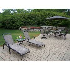 Wayfair Patio Dining Sets - furniture hanover monaco piece dining set u0026 reviews wayfair cheap