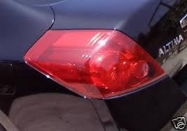 nissan altima tail light cover 2008 2013 nissan altima coupe taillights pre cut tint covers 2008