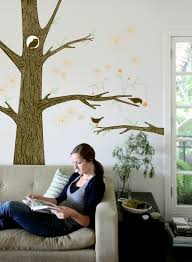 Beautiful Wall Stickers For Room Interior Design Wall Decoration With Wall Decal U2013 70 Beautiful Ideas And Designs