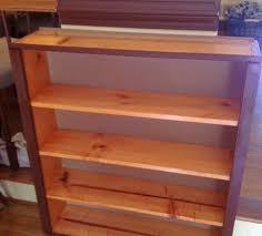 bookshelves befitting a chair rail 10 steps