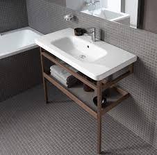 Duravit Sinks And Vanities by Wooden Washbasin Stand Ds988 Series By Matteo Thun U0026 Antonio