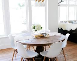furniture kitchen table kitchen furniture round wood mid century modern kitchen table with
