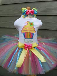 cupcake birthday tutu sets birthday hats shirts clothing