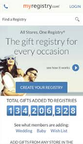 wedding registry apps myregistry universal gift registry android apps on play