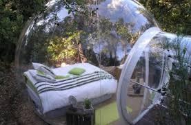 chambres bulles hôtel attrap rêves marseille dormir dans une bulle transparente