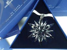 2011 swarovski ornament large ebay
