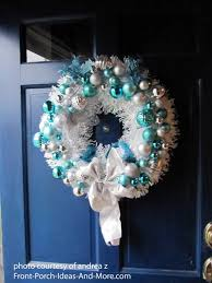 Outdoor Hanging Christmas Decorations Hang Outdoor Christmas Wreaths To Charm Your Home