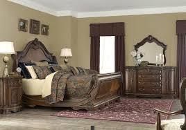Sleigh Bed Set Aico Bedroom Set Veneto Sleigh Bed