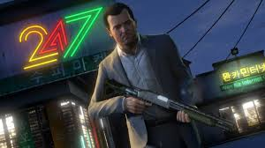 fresh gta 5 image leaks quickly removed from rockstar u0027s website n4g