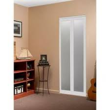 Glass Closet Doors Home Depot 465 38 60 In X 80 1 2 In Sliding Frosted Glass Fusion Frosted
