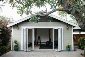 don u0027t think you have room for a home gym this outdoor addition is