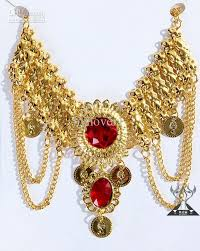 2017 indian tribal belly jewelry neck ornaments