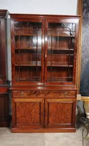 Mahogany Bookcase Mahogany Bookcases Antique Dining Room