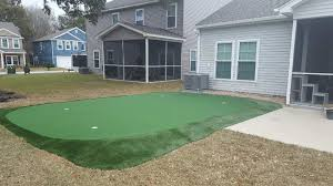 backyard putting greens north carolina carolina outdoor golf greens