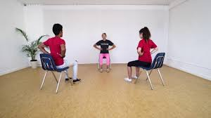 Chair Yoga Class Sequence 3 Minute Chair Yoga Class For Teens Ages 14 18 Youtube