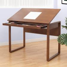 Drafting Table And Desk Studio Designs Ponderosa 24 X 42 Wood Drawing Table 13285