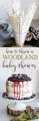 woodland themed baby shower decorations woodland themed baby shower the diy lighthouse
