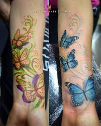 butterfly butterfly and tatting