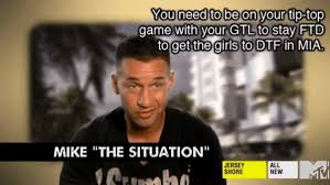 Jersey Shore Meme - 41 jersey shore quotes to gtl you into a guido