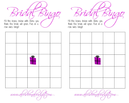 free baby shower bingo template blank baby shower decoration