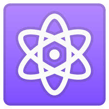 android symbol meanings atom symbol emoji