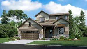 Golden West Homes Floor Plans by Gardens At Table Mountain New Homes In Golden Co 80403