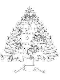 66 christmas coloring pages images drawings