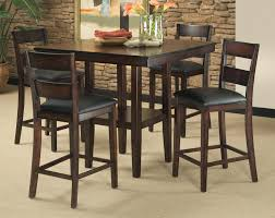 Dining Room Table Styles Pub Style Dining Room Furniture Doherty House Great Features