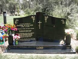 cheap headstones australia granite headstones