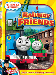 Railway Friends Thomas Tank Engine Wikia Fandom Powered