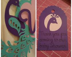 peacock baby shower peacock baby shower etsy