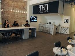 ten nail bar to offer manis pedis drinks in detroit