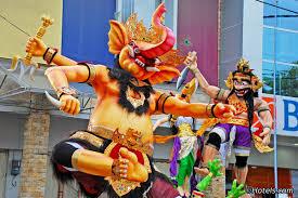 Kalender 2018 Hari Raya Nyepi Nyepi Day 2018 In Bali 17th March 2018 Bali Day Of Silence